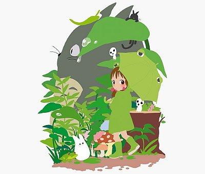 Enjoystick Studio Ghibli - Totoro - Minimalist