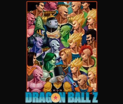Enjoystick Dragon Ball Z - MvC Tribute