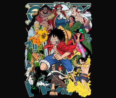 Enjoystick One Piece - Epic