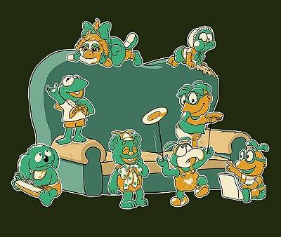 Enjoystick Muppets