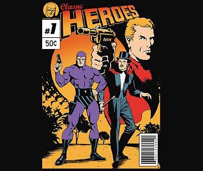 Enjoystick Classic Heroes - Fantasma, Mandrake, Flash Gordon