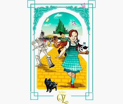 Enjoystick Mágico de Oz