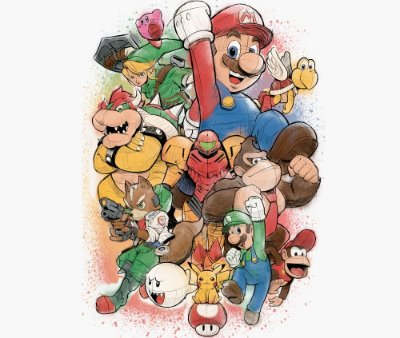 Enjoystick Nintendo Epic 1