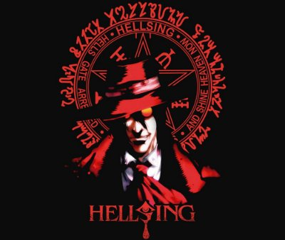 Enjoystick Hellsing