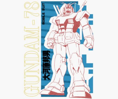 Enjoystick Gundam - 78