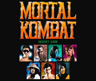 Enjoystick Mortal Kombat 1 - Select Screen