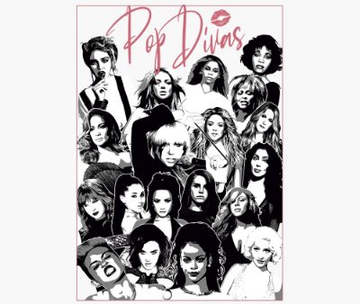 Enjoystick Pop Divas