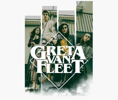 Enjoystick Greta Van Fleet
