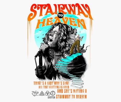 Enjoystick Led Zeppelin - Stairway to Heaven