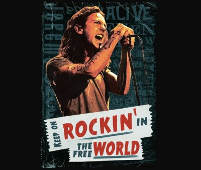 Enjoystick Pearl Jam