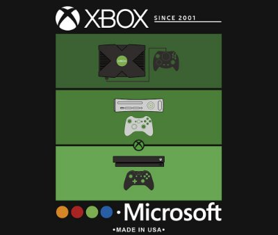Enjoystick Xbox Style IV
