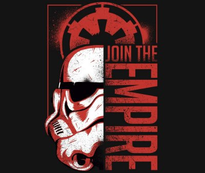 Enjoystick Star Wars - Join the Empire