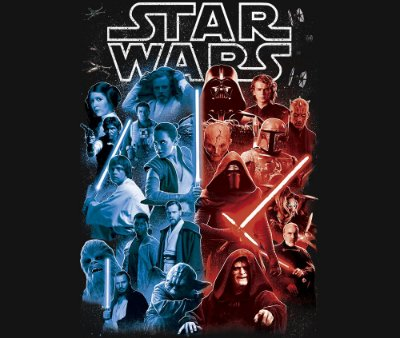 Enjoystick Star Wars Anthology