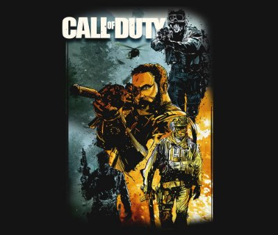 Enjoystick Call of Duty epic