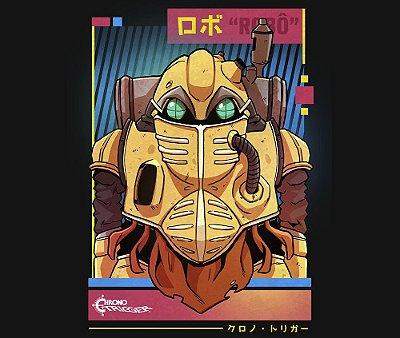 Enjoystick Coleção Chrono Trigger - Robô
