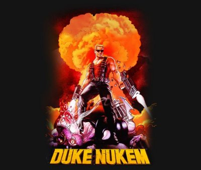 Enjoystick Duke Nukem