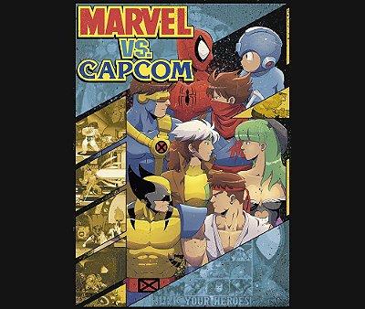 Enjoystick Marvel vs Capcom