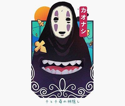 Enjoystick Studio Ghibli - Sem Rosto