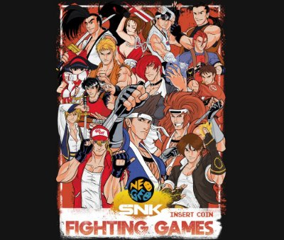 Enjoystick - SNK Fighting Games