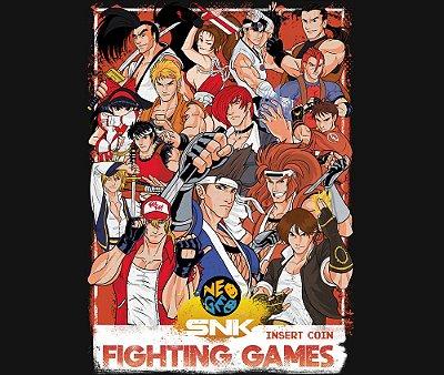 Enjoystick - SNK Fighting Games