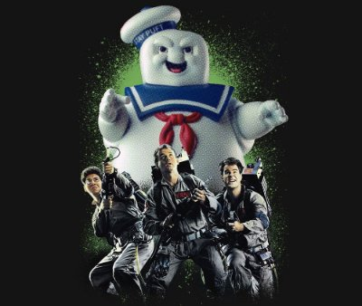 Enjoystick Ghostbusters