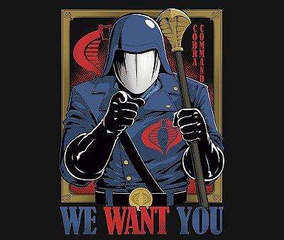 Enjoystick G.I. Joe - Cobra Commander