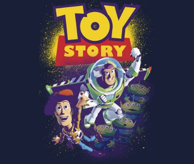 Enjoystick Toy Story