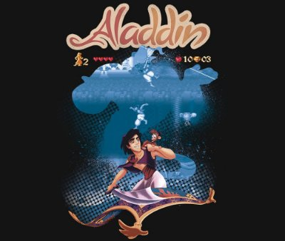 Enjoystick Aladdin