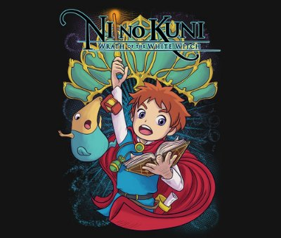 Enjoystick Ni No Kuni - Oliver