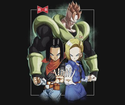 Enjoystick Dragon Ball Z - Androids