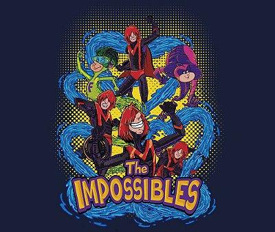 Enjoystick Os Impossíveis