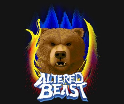 Enjoystick Altered Beast Transformations - Bear