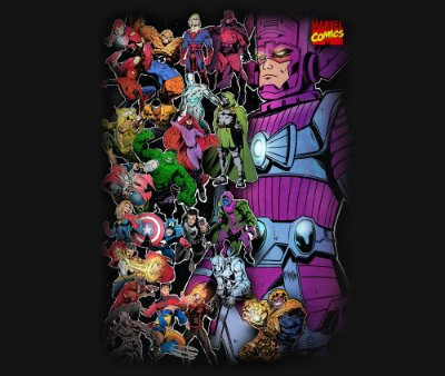 Enjoystick Marvel Clash