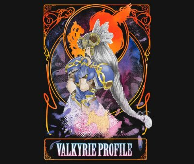 Enjoystick Valkyrie Profile Composition