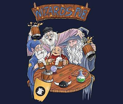 Enjoystick Wizard's Pub