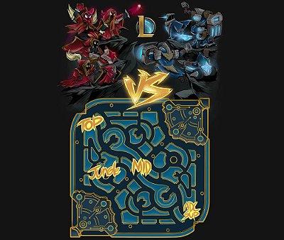 Enjoystick LOL - League of Legends - Battle