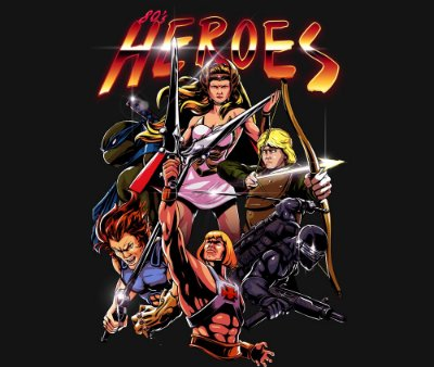 Enjoystick 80's Heroes Special Edition