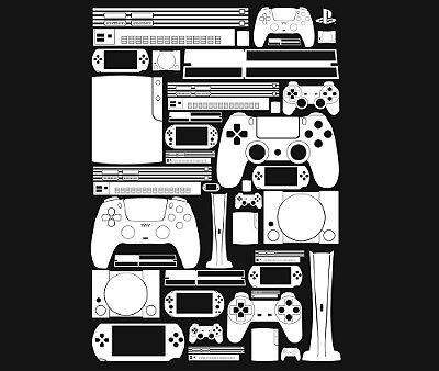Enjoystick Playstation Royale white 2