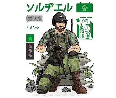 Enjoystick Soldier Xbox
