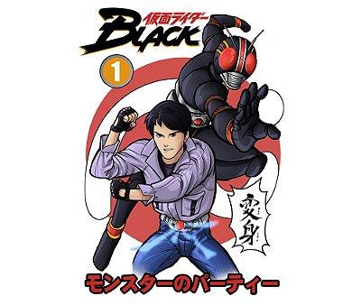 Enjoystick Black Kamen Rider - Ready for Battle