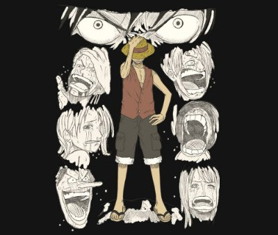 Enjoystick One Piece - Nakama