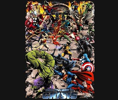 Edição Especial Enjoystick - Multiverse In Crisis