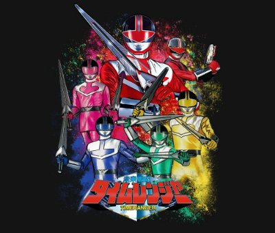 Enjoystick Time Ranger