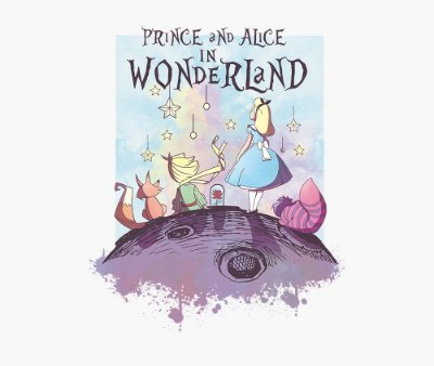 Enjoystick Prince and Alice in Wonderland