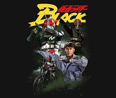 Enjoystick Kamen Rider - Black