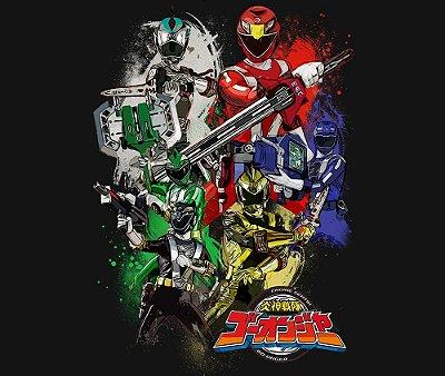 Enjoystick Engine Sentai Go-Onger