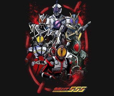 Enjoystick Kamen Rider Faiz