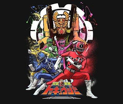 Enjoystick Ressha Sentai ToQger