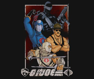 Enjoystick G.I. Joe