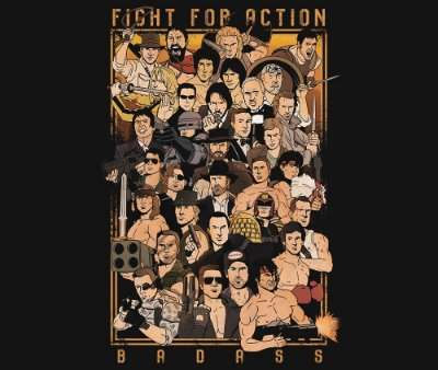 Enjoystick - Fight for Action Badass